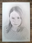 Young girl portrait artwork - graphite pencil.jpg