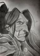 Varian Wrynn - World of Warcraft